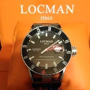 LOCMAN montecristo Professional Diver Watch